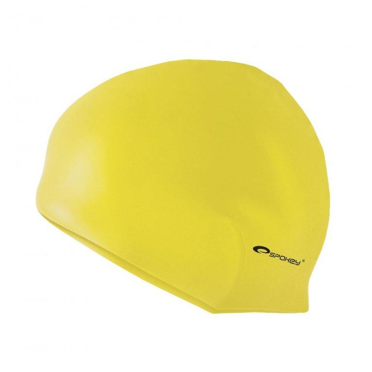 čepice plavecká Spokey SUMMER žlutá