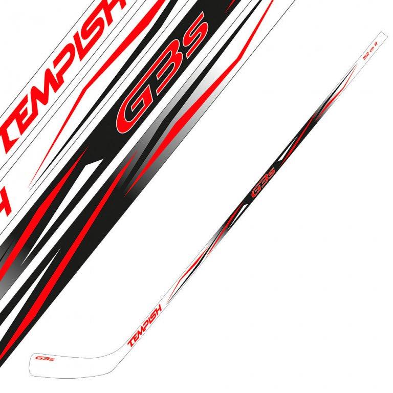 hokejka Tempish G3S 130cm červená, levá