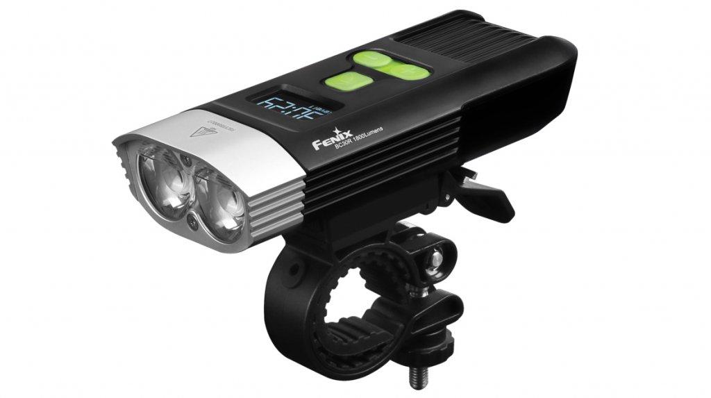 osvětlení přední Fenix BC30R (1800 lumenů)