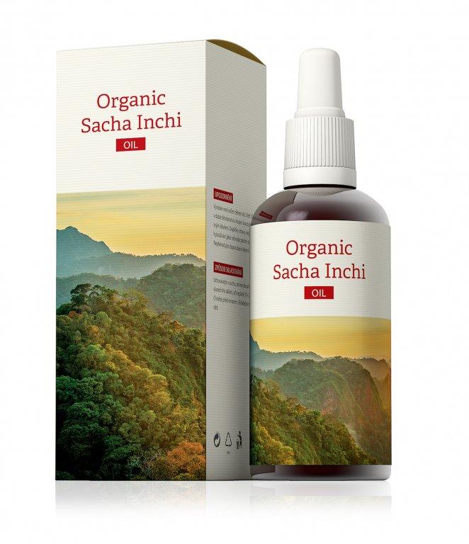 Energy Sacha Inchi