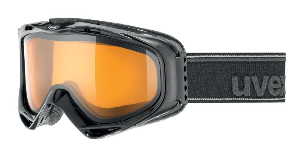 brýle lyžarské UVEX G.GL 300 černé