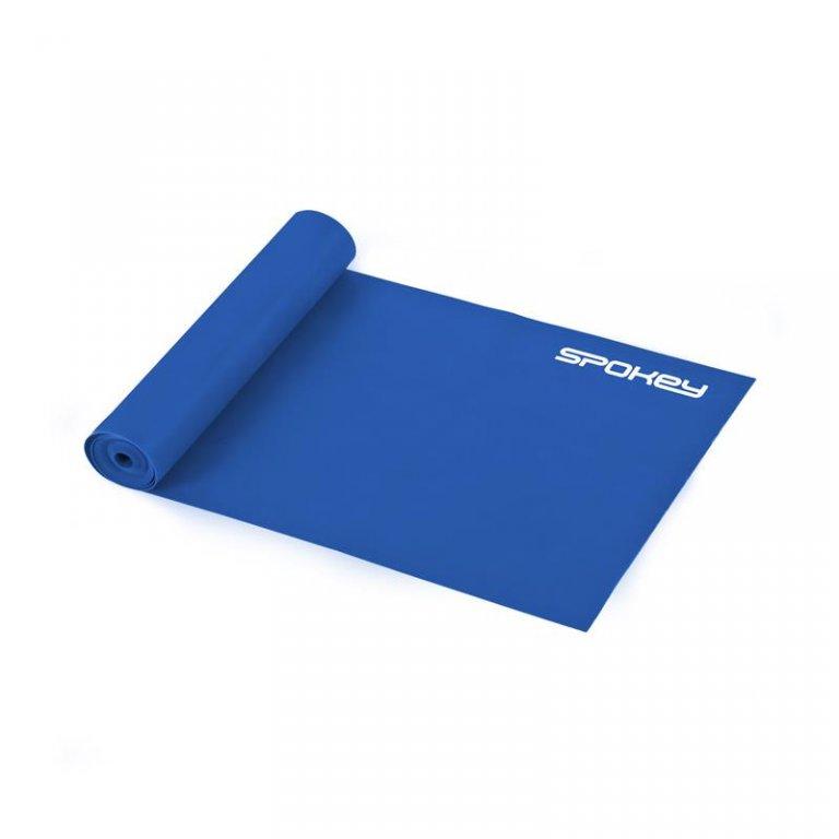 guma Spokey RIBBON II fitness hard modrá