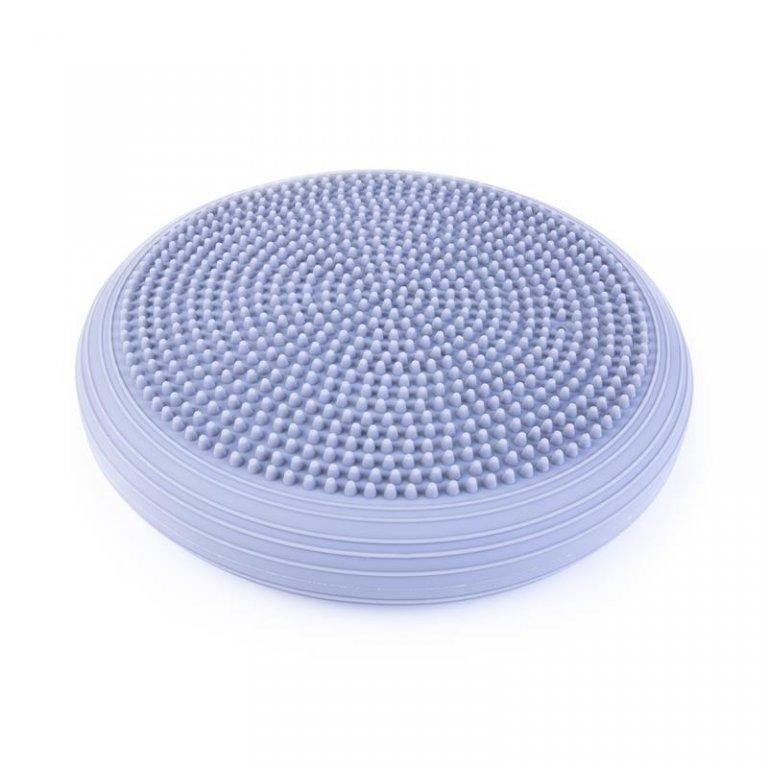 balanční podložka Spokey FITSEAT matná šedá