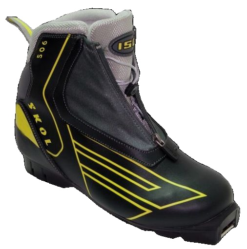 boty na běžky SKOL RS 506 YELLOW, 45
