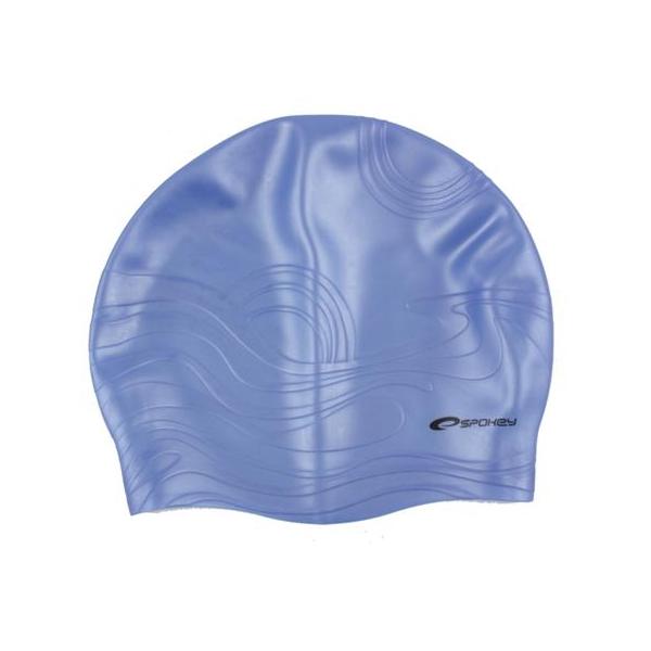 čepice plavecká Spokey SHOAL fialová