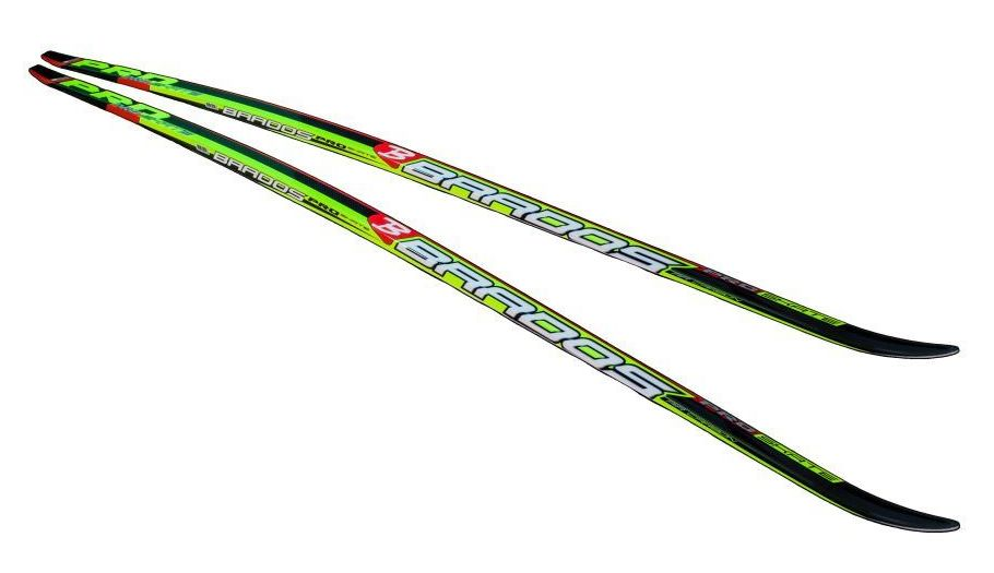 lyže běžky SKOL BRADOS PRO Classic, 195cm