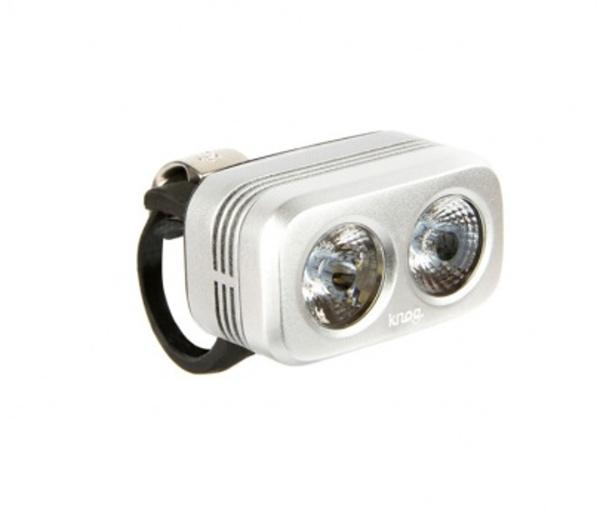 osvětlení přední Knog Blinder ROAD 250 stříbrné