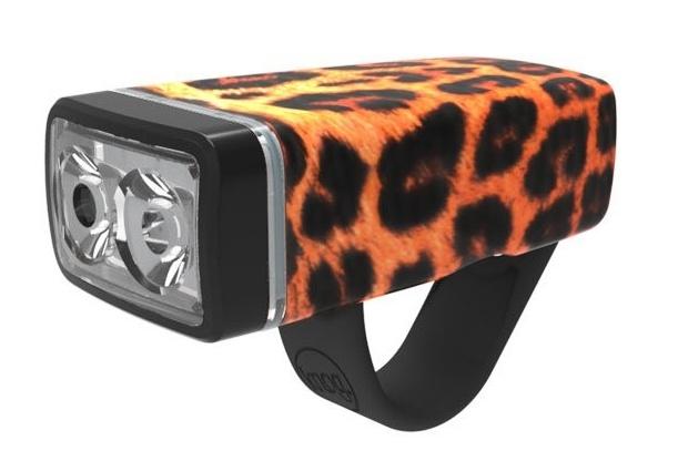 osvětlení přední Knog POP ii leopard