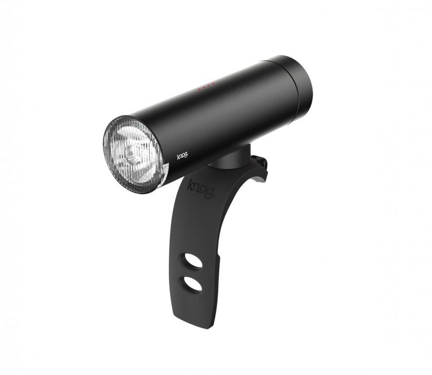 osvětlení přední Knog PWR Charger Commuter 450lm