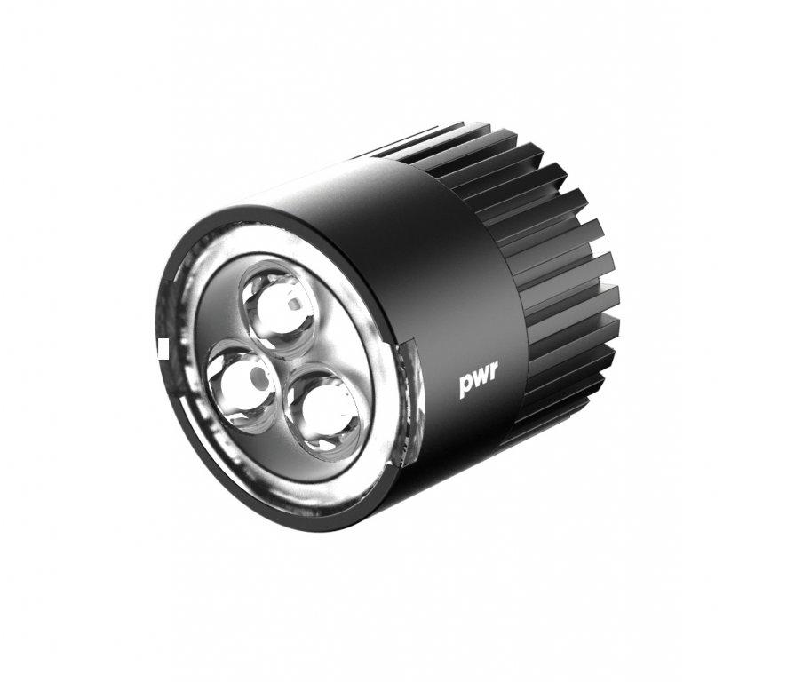 světelná hlavice Knog PWR Lighthead 1000lm