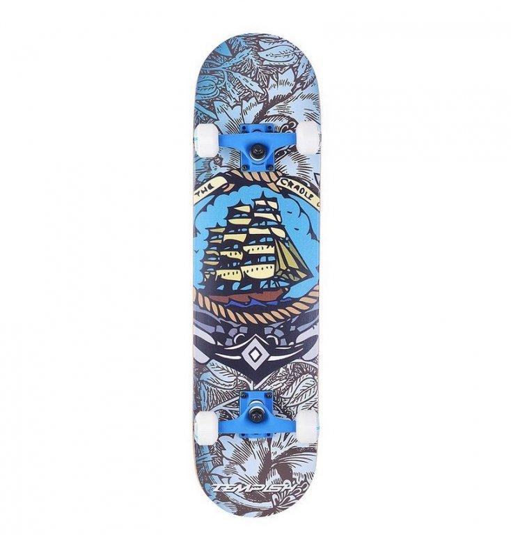 skateboard Tempish PRO black bart