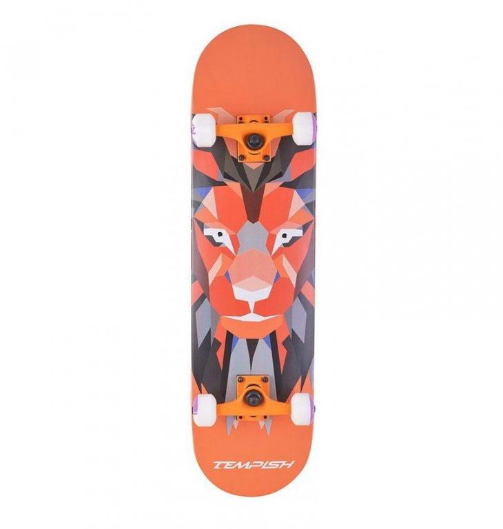 Skateboard Tempish LION oranžový