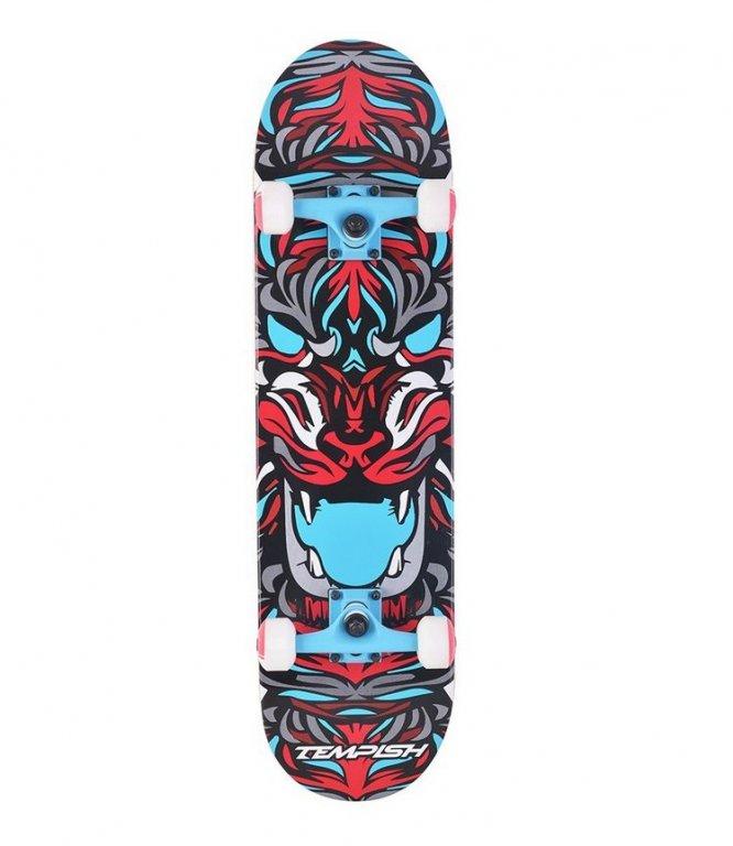 skateboard Tempish TIGER modrý