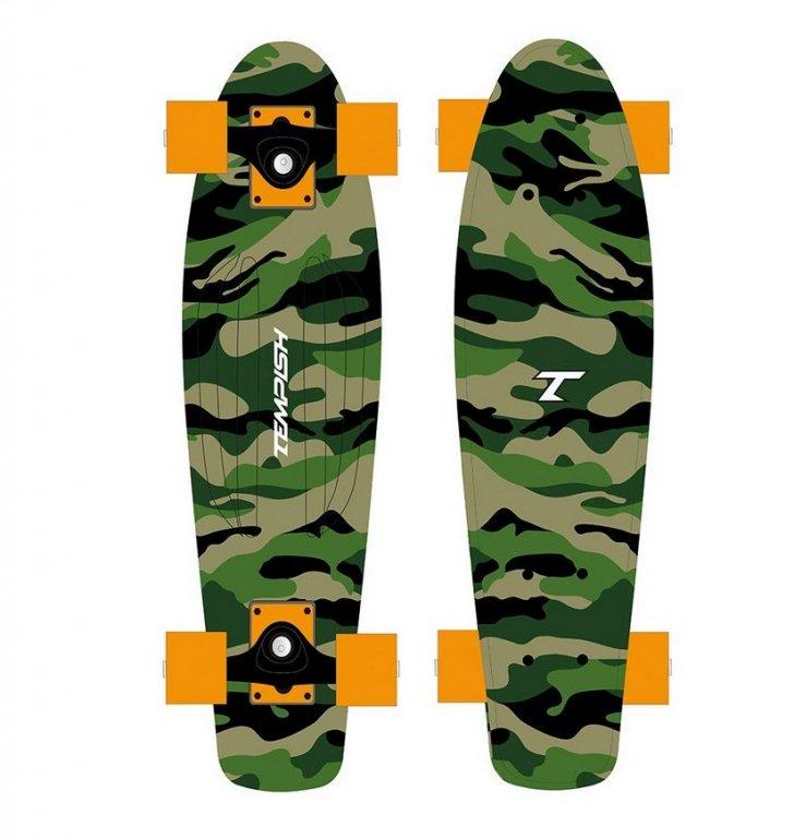 skateboard Tempish BUFFY ARTIST camo