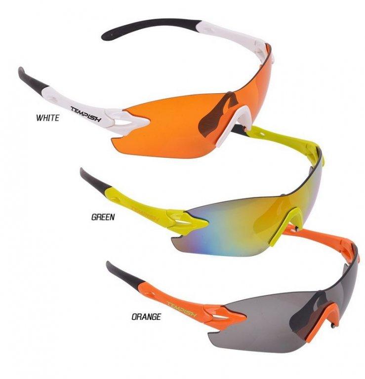 Brýle Tempish LAKI oranžové