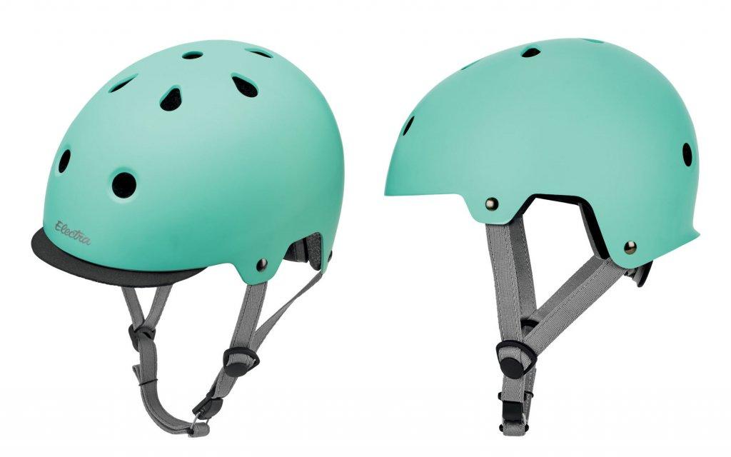 přilba ELECTRA Helmet Solid zelená, M