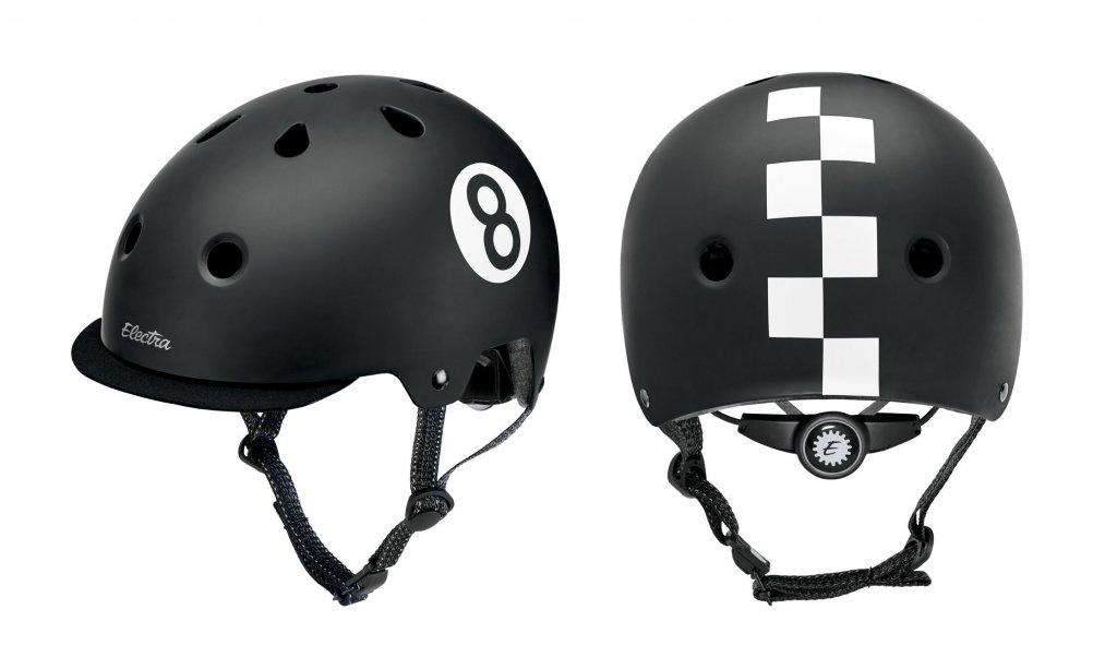 přilba ELECTRA Helmet Straight 8, L