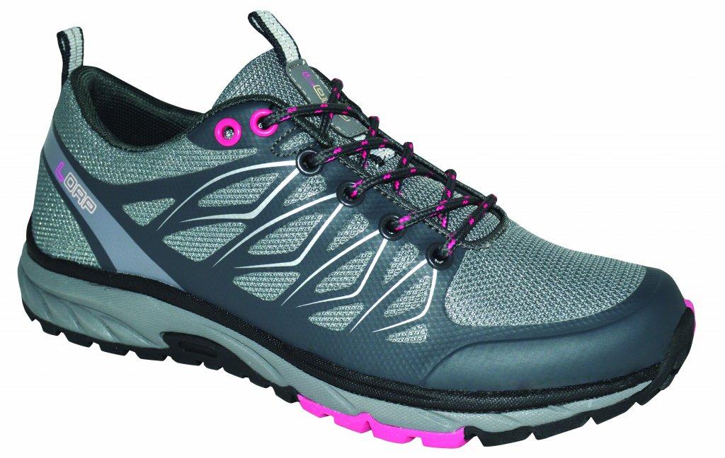 boty dámské LOAP TANNA W outdoorové šedé, 38