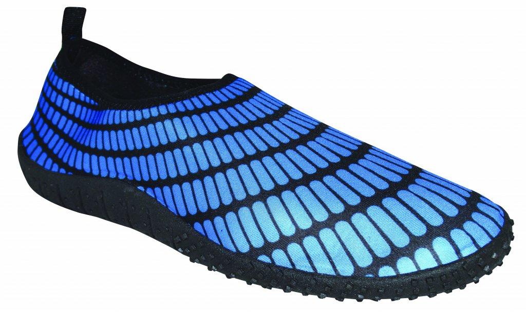 boty dětské LOAP ZORB KID do vody modré, 28