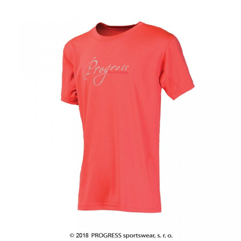 triko krátké dětské Progress MANIO růžové, 104