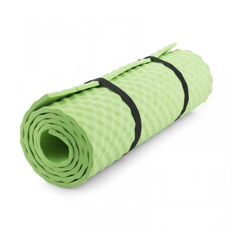 karimatka Spokey LUCKY zelená 180x50cm