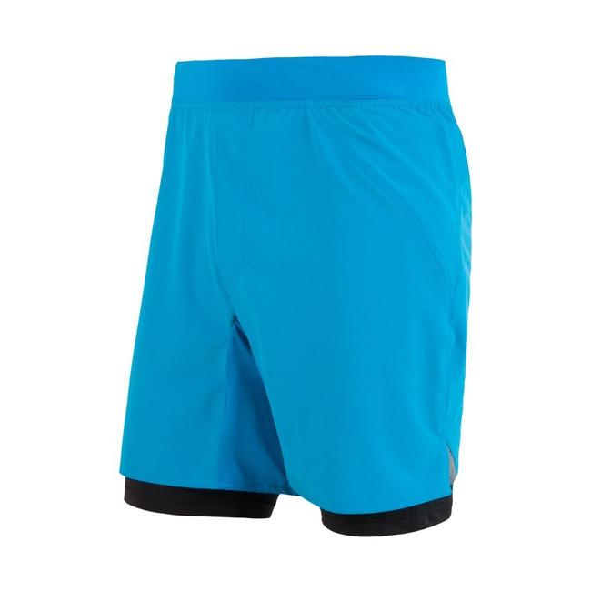 Kalhoty krátké pánské SENSOR TRAIL modro/černé