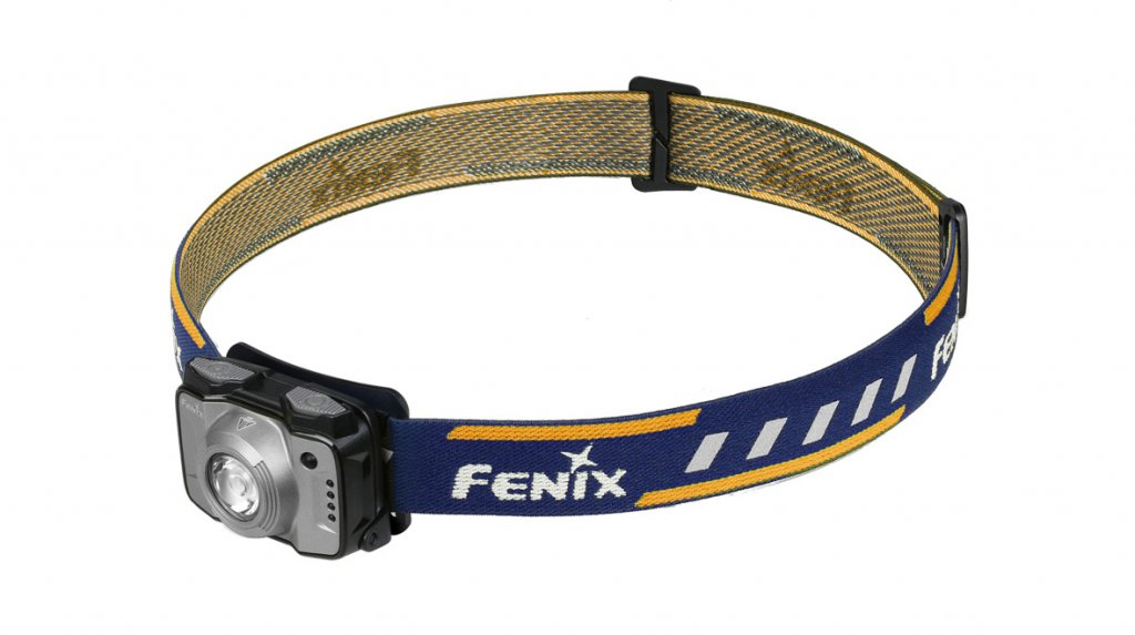 čelovka Fenix HL12R fialová