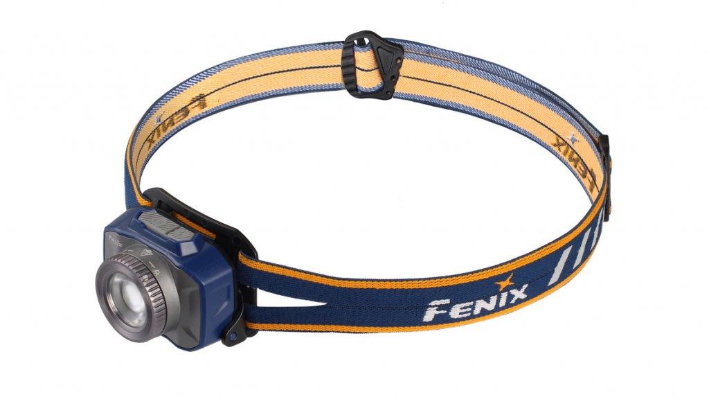 čelovka Fenix HL40R modrá
