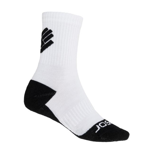 Ponožky SENSOR RACE MERINO bílé