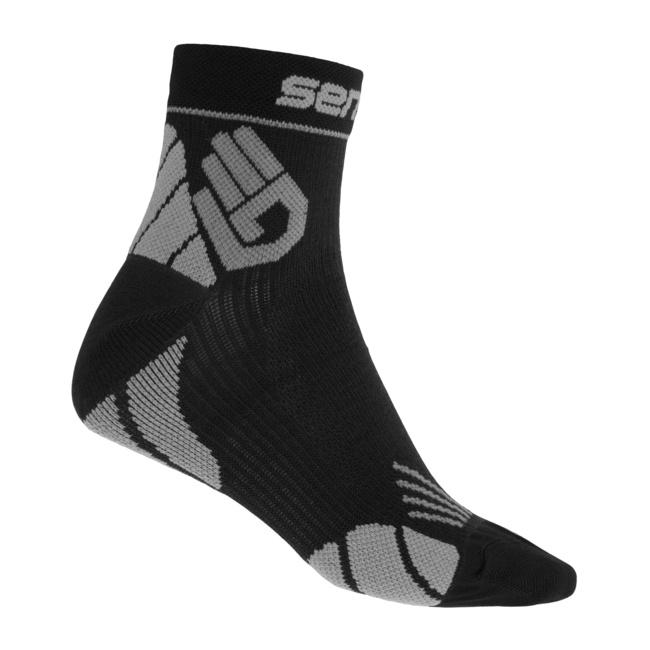 Ponožky SENSOR MARATHON černo/šedé