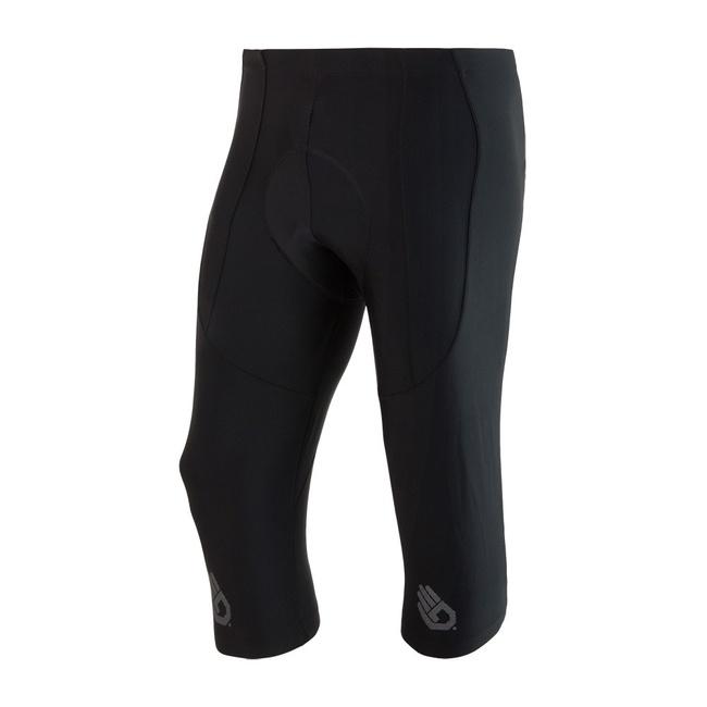 Kalhoty 3/4 pánské SENSOR RACE černé