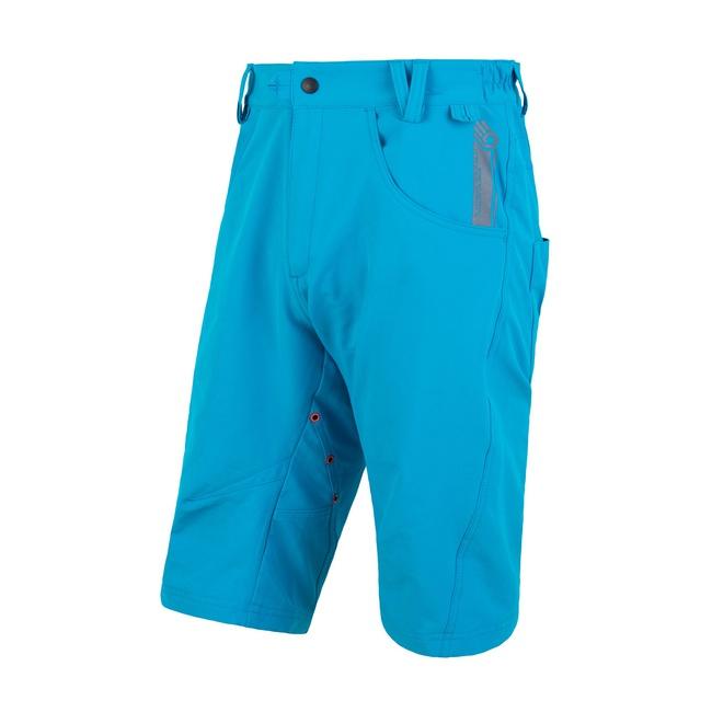 Kalhoty krátké pánské SENSOR CHARGER tyrkysové