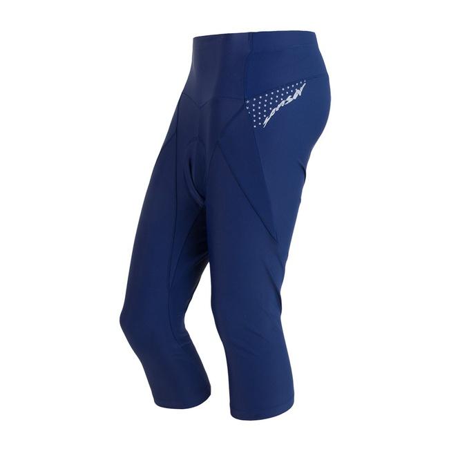 Kalhoty 3/4 dámské SENSOR RACE modré