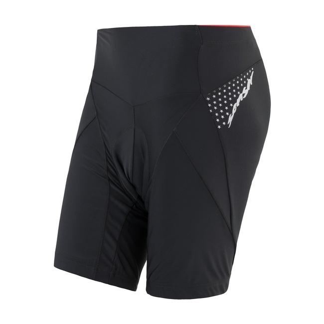 Kalhoty krátké dámské SENSOR RACE černé