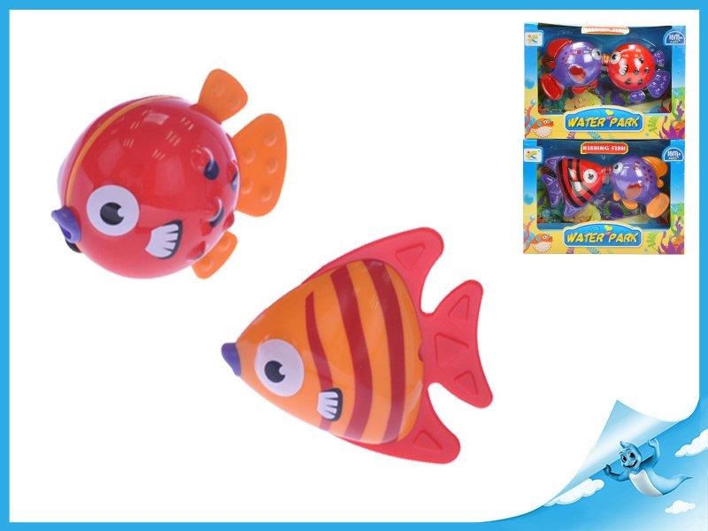 rybky do vody 9cm