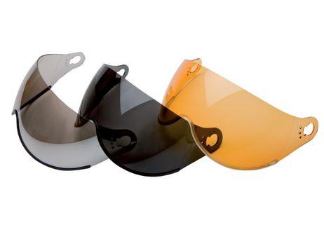 Brýle lyžařské HAVEN k helmě VISOR zrcadlové