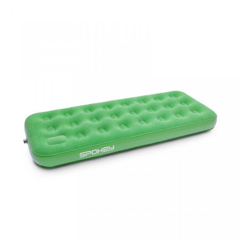 matrace nafukovací Spokey LUXOR zelená