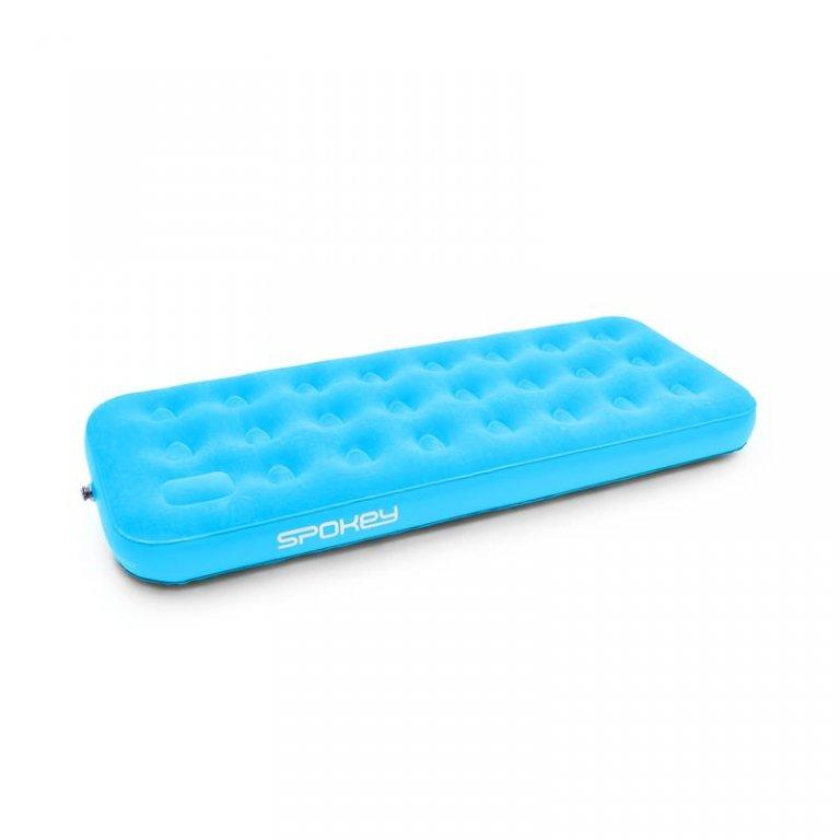 matrace nafukovací Spokey LUXOR modrá