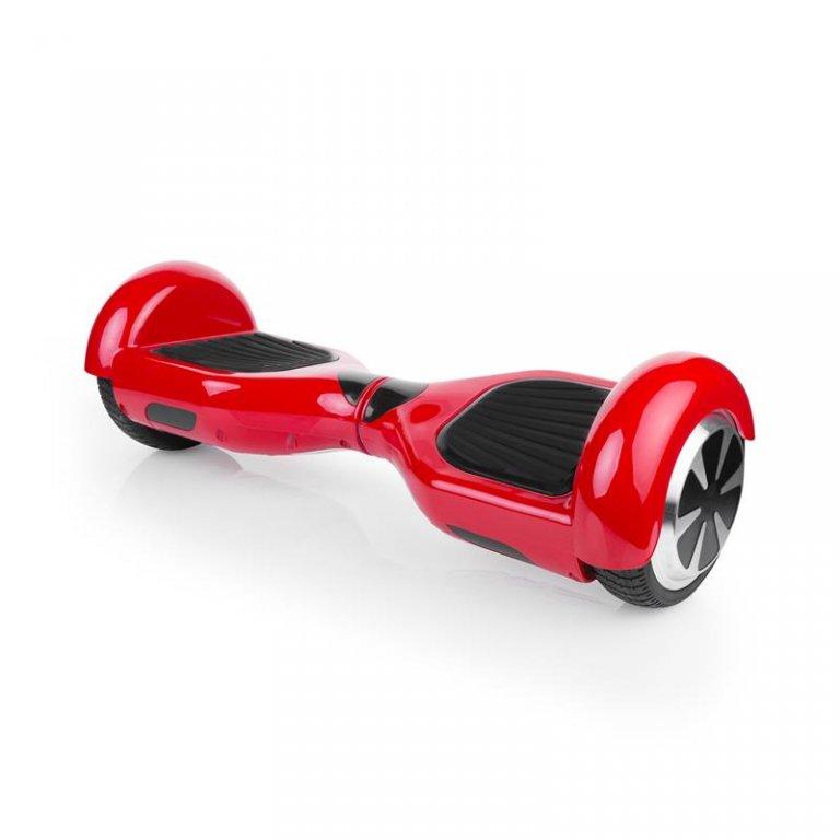 elektroboard Spokey MOVER červený