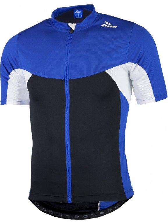 dres krátký dětský Rogelli RECCO 2.0 modrý, 116