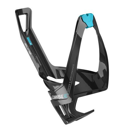 košík ELITE Cannibal XC, černý/bledě modrý