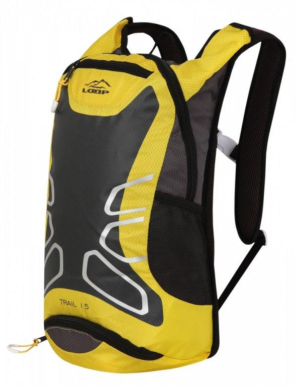 batoh cyklo LOAP TRAIL 15 žlutý