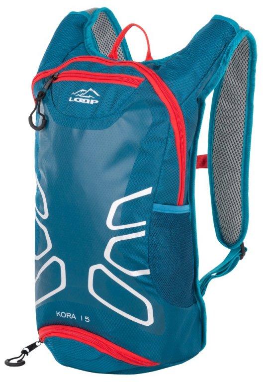 batoh cyklo LOAP TRAIL 15 modro/červený