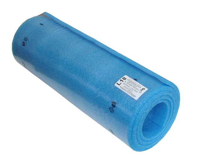 karimatka jednovrstvá 10mm modrá