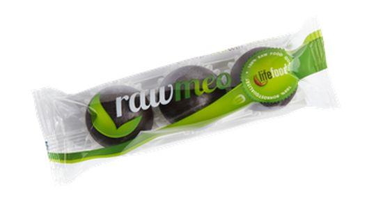 kuličky Lifefood Rawmeo Bio Raw čokoládové 69g