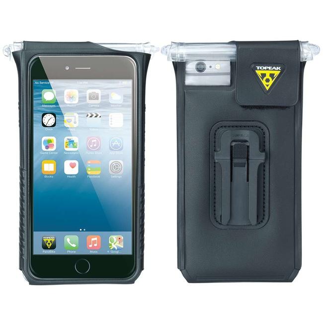 brašna TOPEAK SmartPhone DryBag iPhone 6 Plus, 7 Plus, 8 Plus černá