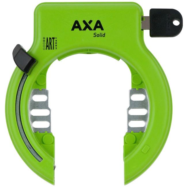 zámek AXA Solid zelený