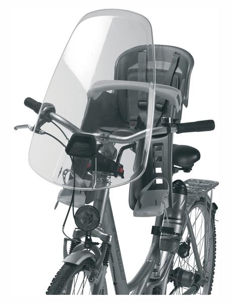 ochranný štít sedačky Polisport na řidítka