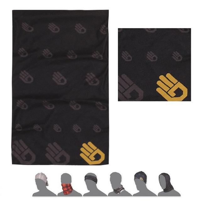 šátek roura dětský SENSOR TUBE THERMO HAND černý