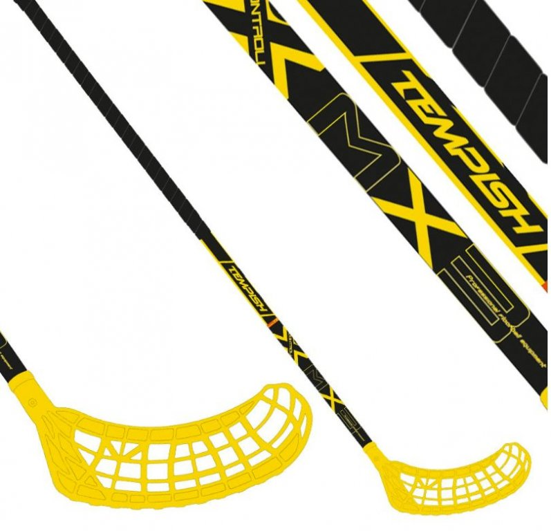 Hokejka florbal Tempish CONTROLL MX3 90cm